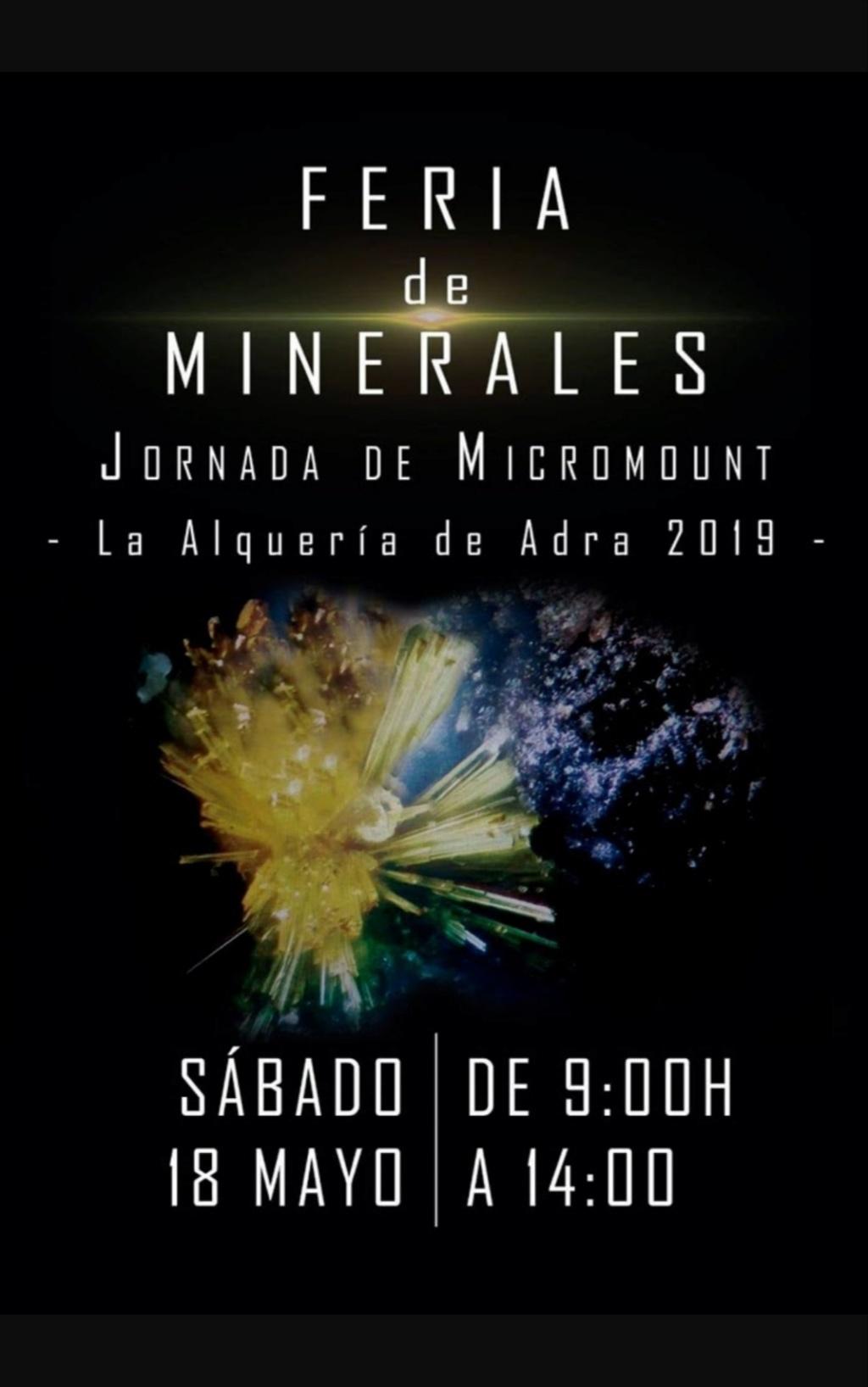 Ferias y eve tos mes de Mayo 2019 20190415