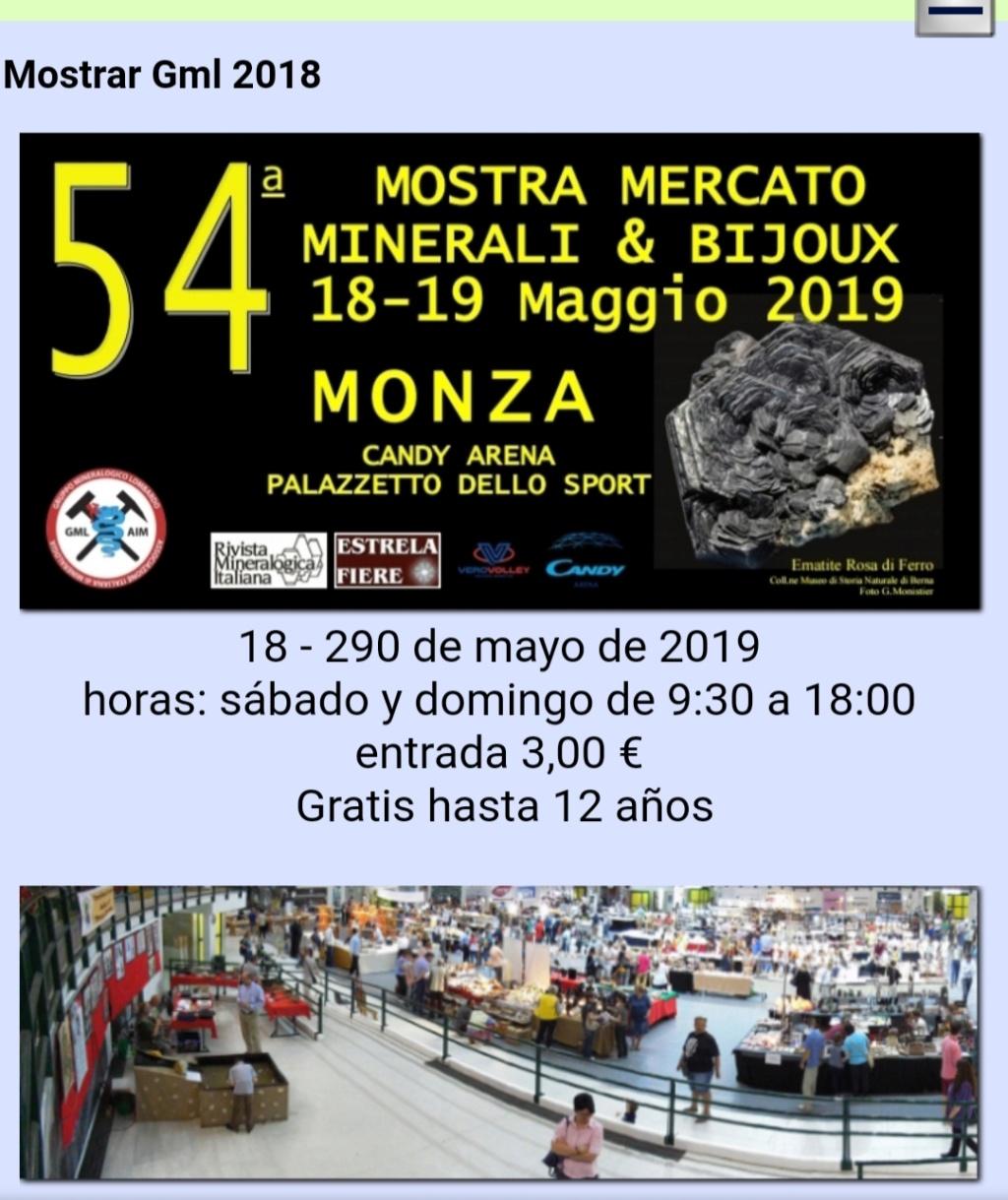 Ferias y eve tos mes de Mayo 2019 20190421