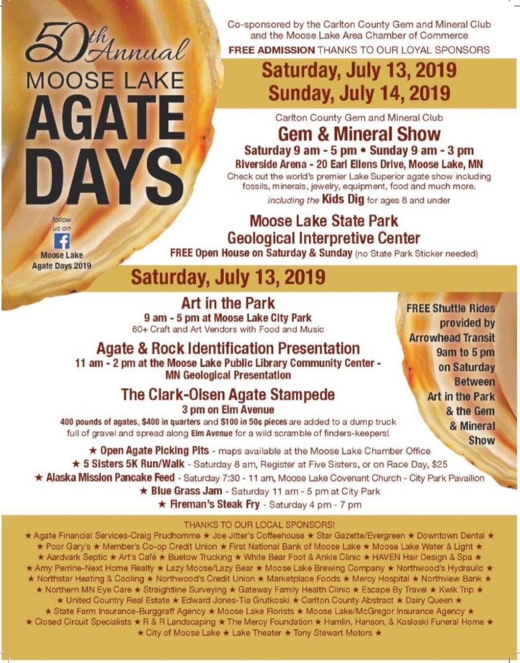 Ferias mes de Julio 2019 20190716