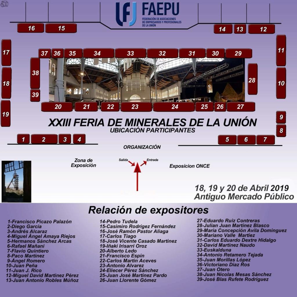 XXIII FERIA DE MINERALES DE LA UNION - 2019 Fb_im255
