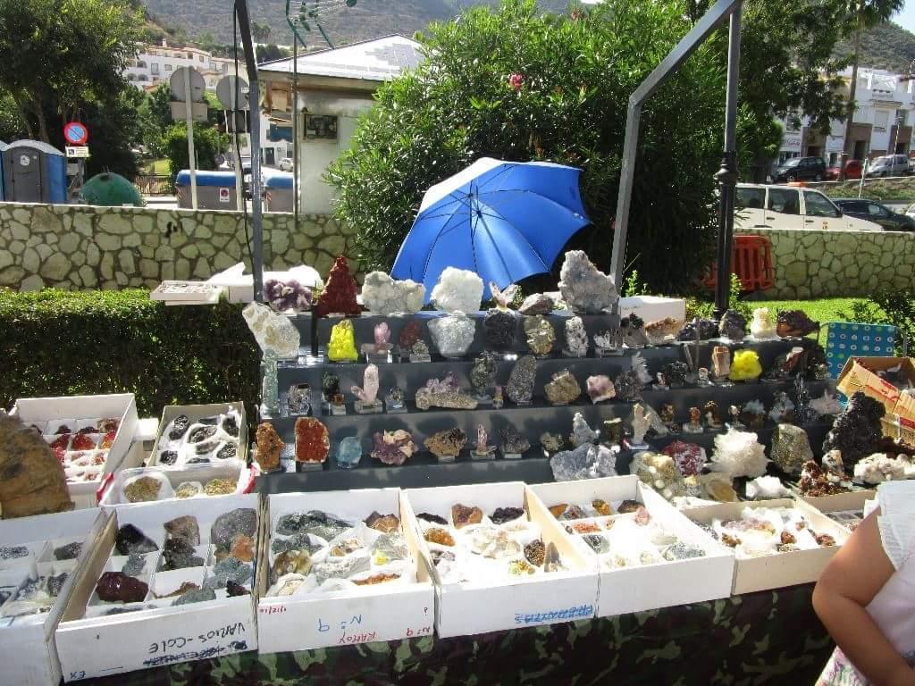 I Feria de minerales intercambio y venta de Cártama (MÁLAGA) - Página 4 Fb_img83