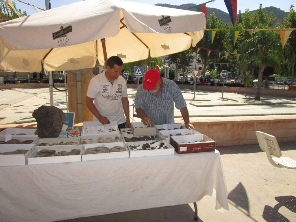 I Feria de minerales intercambio y venta de Cártama (MÁLAGA) - Página 5 Fb_img92