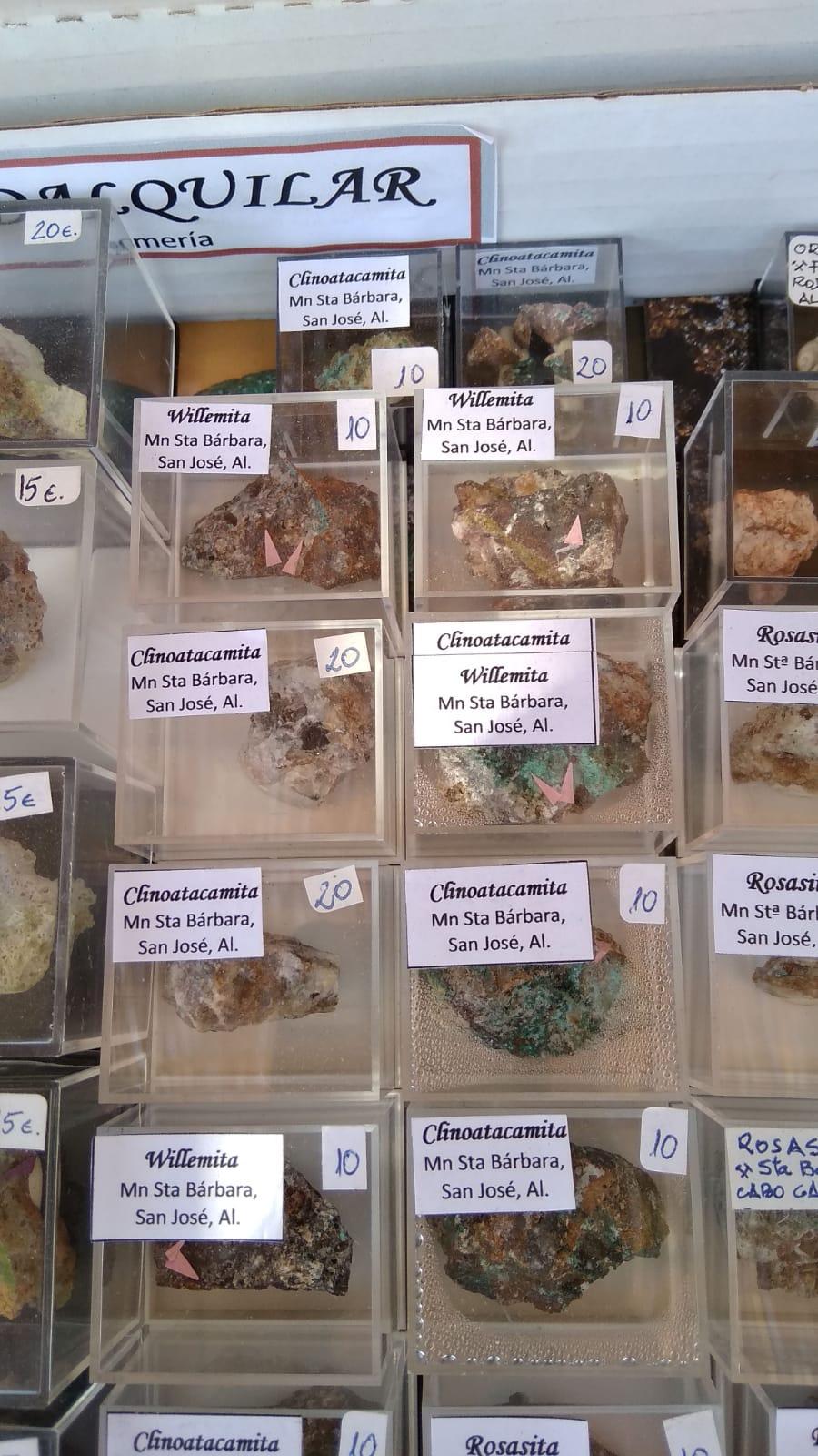 I Feria de minerales intercambio y venta de Cártama (MÁLAGA) - Página 5 Img-2062