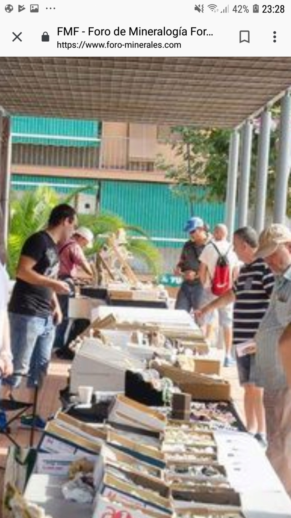 I Feria de minerales intercambio y venta de Cártama (MÁLAGA) - Página 7 Screen15