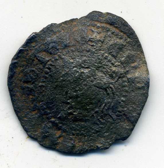 Cruzado de Enrique II. Anv-en10