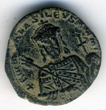 Follis de Romano I. Anv00311