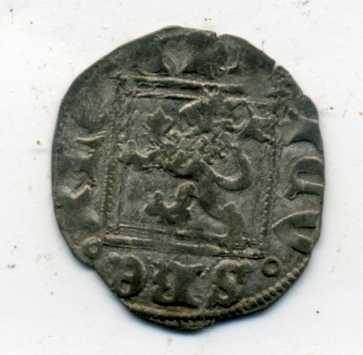 Dinero noven de Enrique II. Anv00514