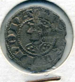 Dinero de Jaime II. Anv01311