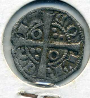 Dinero de Jaime II. Anv01410