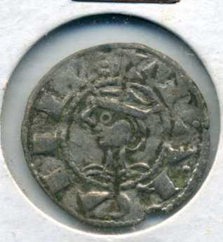 Dinero de Jaime I. Anv01511