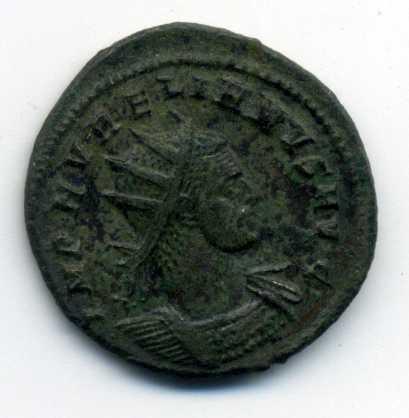 Aureliano de Aureliano. ORIENS AVG. Siscia Anv03310