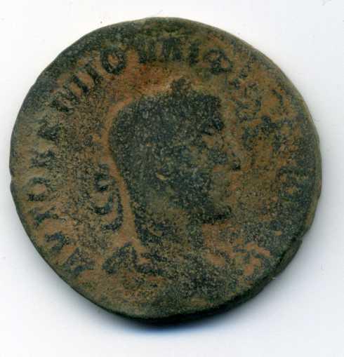 AE28 de Provincial de Filipo I. Ceca de Samosata Anv_va12