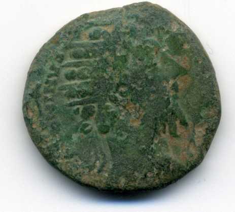 Dupondio de Marco Aurelio. IMP VI COS III /S C. Victoria Anv_va14