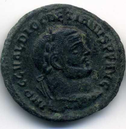 Nummus de Diocleciano. GENIO POPVLI ROMANI. Heraclea Anv_va19