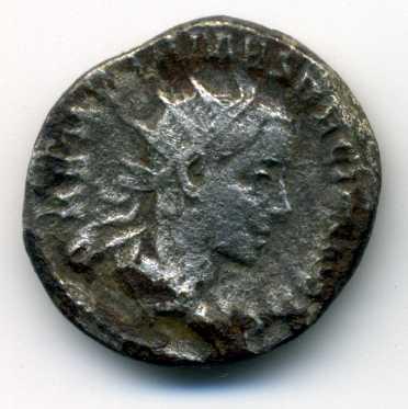 Antoniniano de Herennio Etrusco. PRINCIPI IVVENTVTIS. Roma Anv_va21