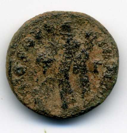 Nummus de Galerio?. GENIO POPVLI ROMANI.  Rev01810