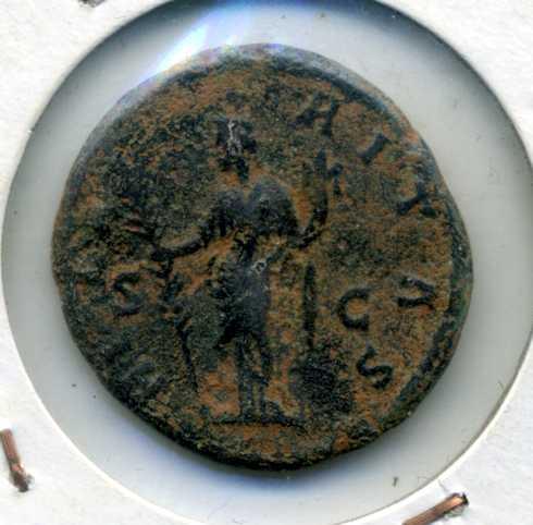 As de Faustina II. HILARITAS /S C Rev02011