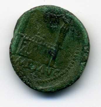 Semis de Augusto. ROM ET AVG. Lyon Rev02610