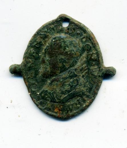 Clemente VIII / Puerta Santa - Jubileo 1600  Rev04711
