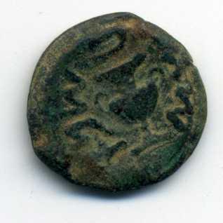 Prutah de la primera guerra judeo romana Rev04910