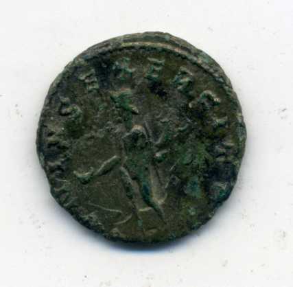 Antoniniano de Aureliano. GENIVS EXERCITI. Cycico Rev_ga10