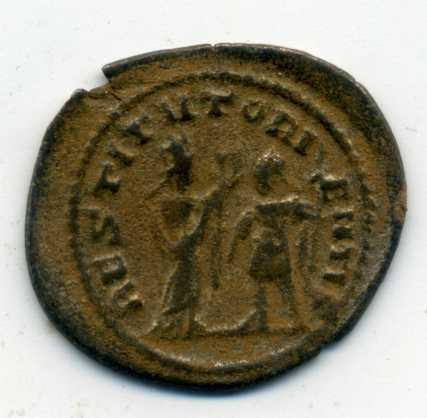 Antoniniano de Valeriano I. RESTITVT ORIENTIS. Antioquía Rev_va10