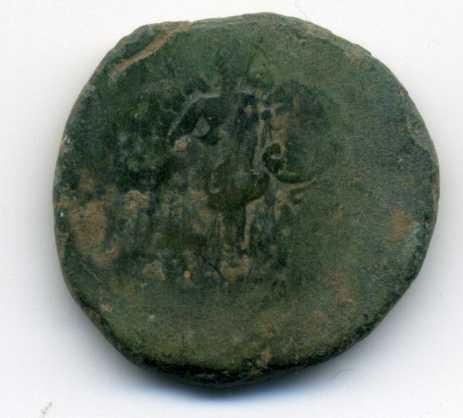 Dupondio de Marco Aurelio. IMP VI COS III /S C. Victoria Rev_va14