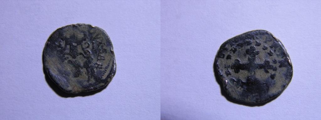 ½ Soldo del Piamonte. Carlo Emanuel I  P2160812