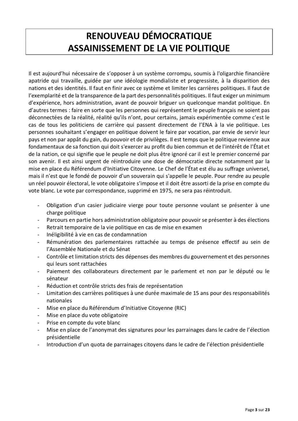 LA TRIBUNE DES GENERAUX .... Projet11