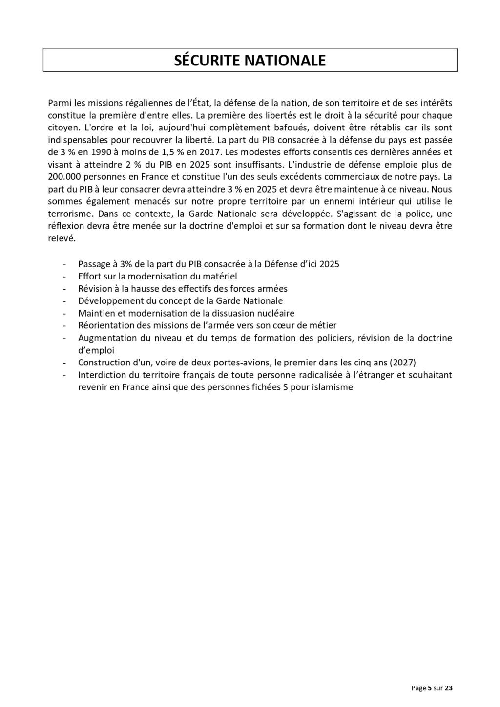 LA TRIBUNE DES GENERAUX .... Projet13