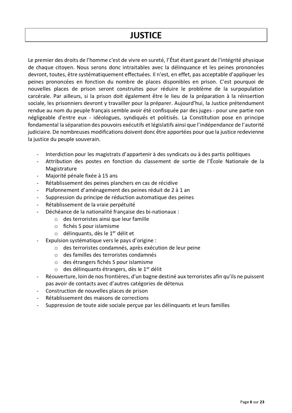 LA TRIBUNE DES GENERAUX .... Projet14