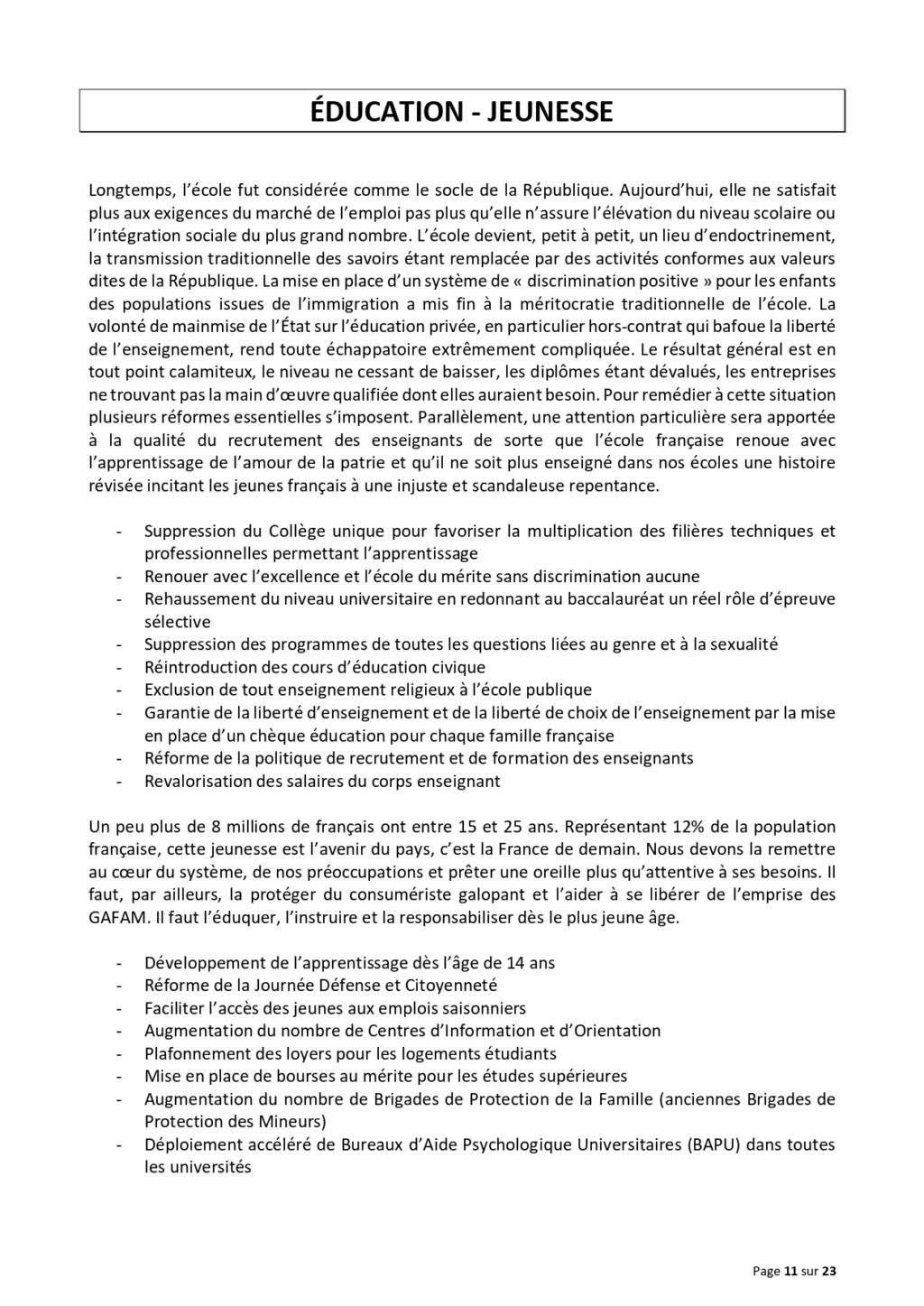 LA TRIBUNE DES GENERAUX .... Projet19