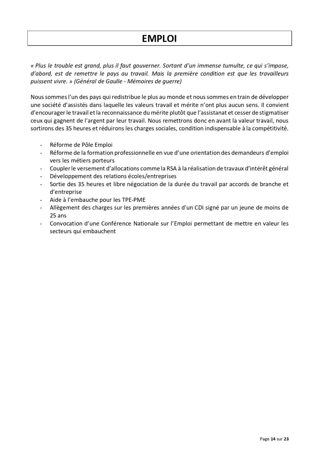 LA TRIBUNE DES GENERAUX .... Projet21