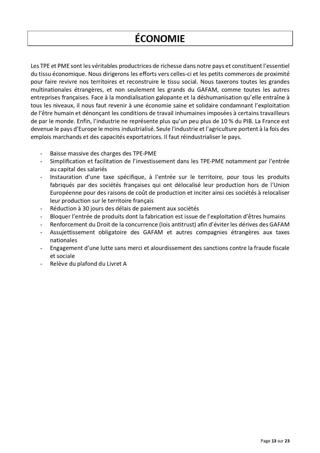 LA TRIBUNE DES GENERAUX .... Projet22