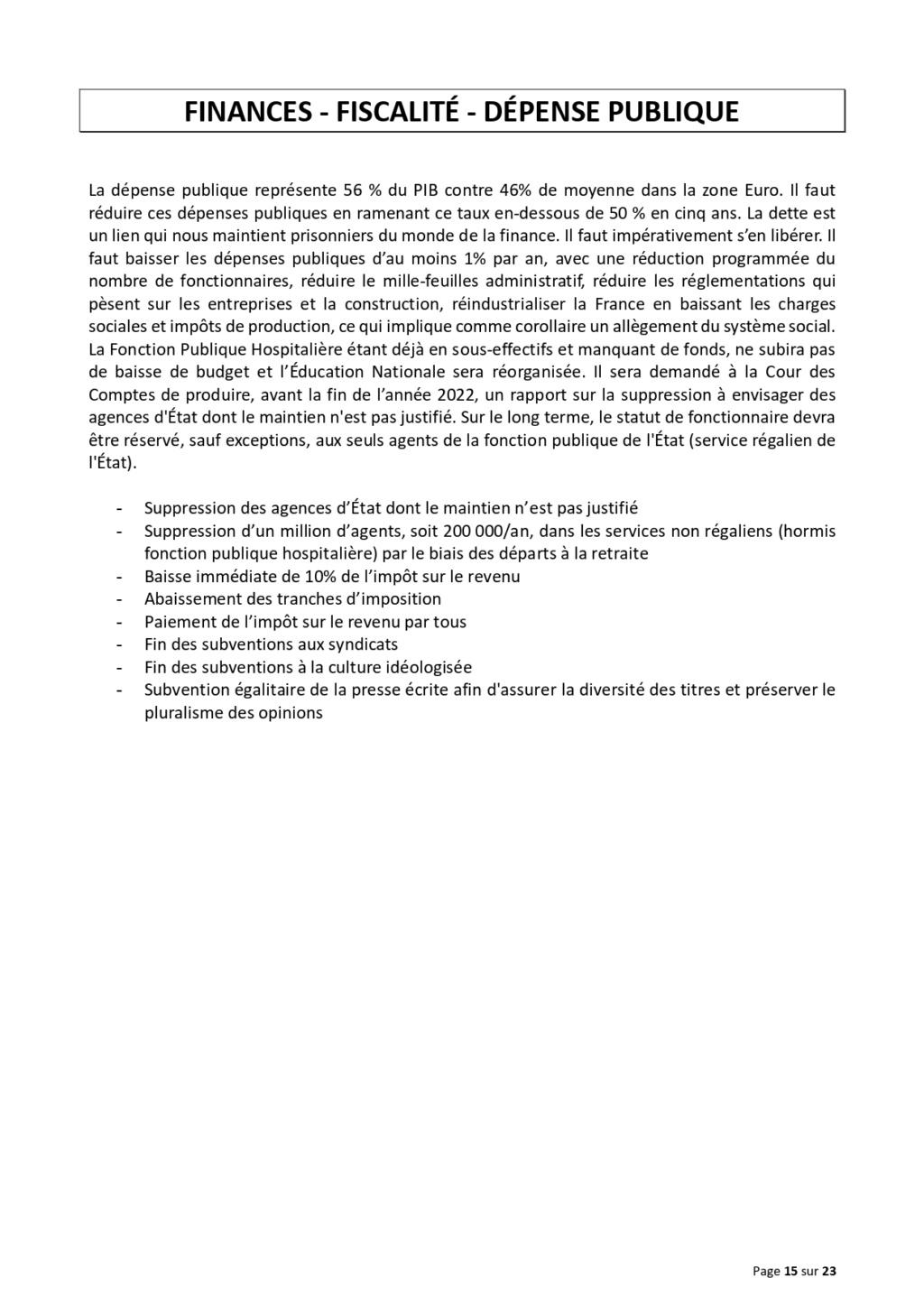 LA TRIBUNE DES GENERAUX .... Projet23