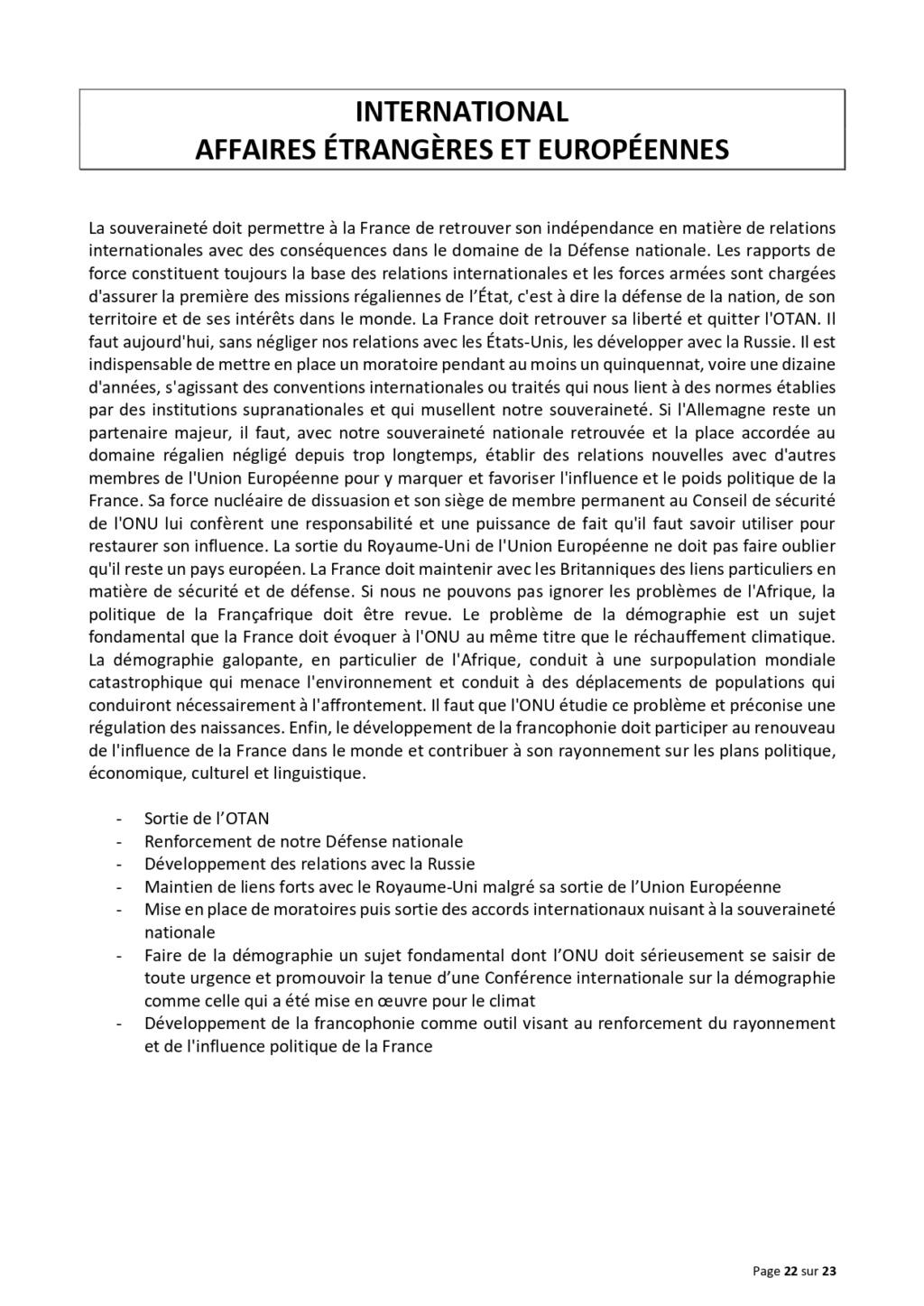 LA TRIBUNE DES GENERAUX .... Projet31