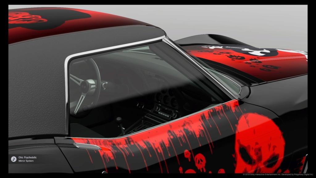 Corvette stingray c2 Halloween édition  Ps_mes75