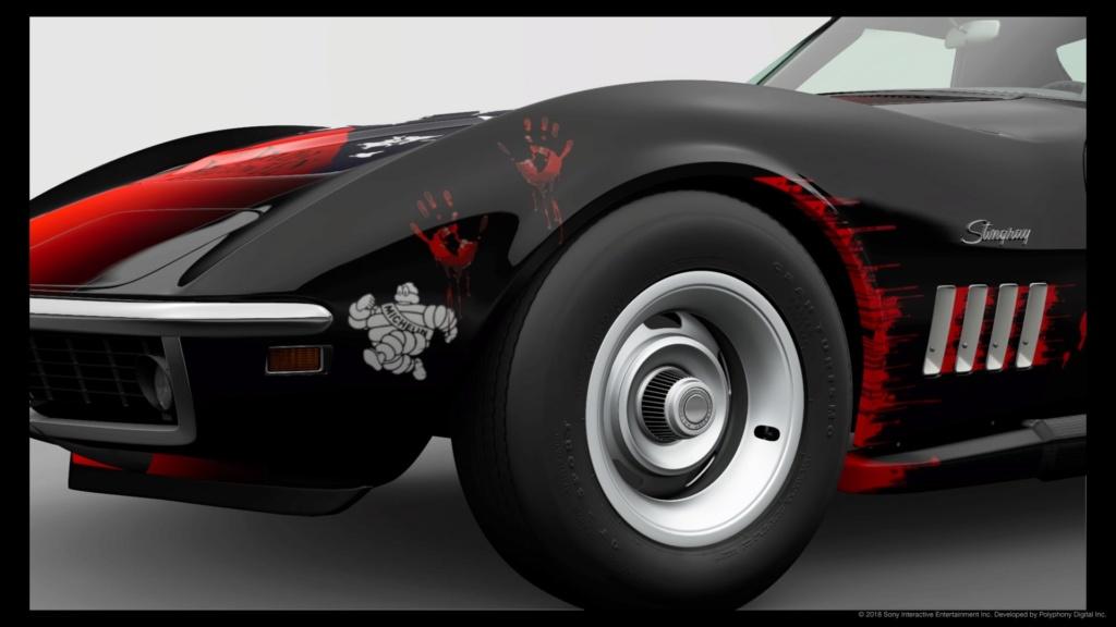 Corvette stingray c2 Halloween édition  Ps_mes76