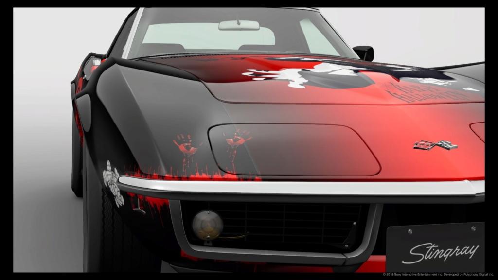 Corvette stingray c2 Halloween édition  Ps_mes78