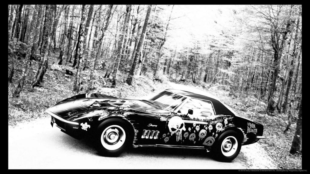 Corvette stingray c2 Halloween édition  Ps_mes79