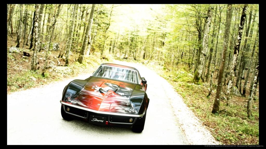 Corvette stingray c2 Halloween édition  Ps_mes80
