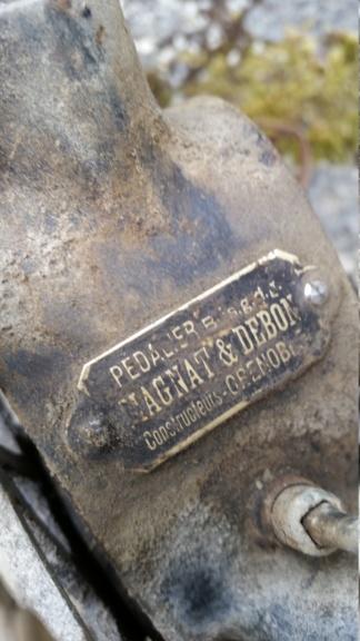 Magnat & Debon Model F 2 vitesses 190? 20190731
