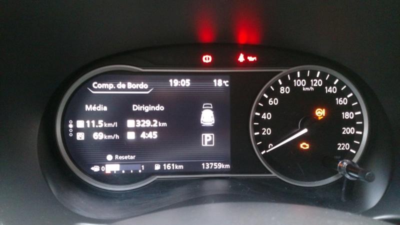 Consumo. Quantos km/l faz seu Kicks? - Página 12 Img_2012