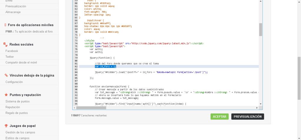 El código para crear un tema automático a partir de un formulario no esta funcionando Cap10