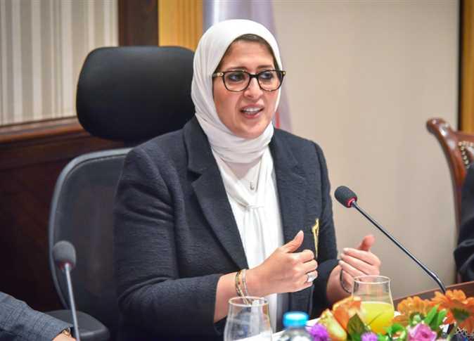 وزيرة الصحة تحسم الجدل بشأن تأجيل الدراسة وتطعيم طلاب الثانوية بلقاح فايزر 314