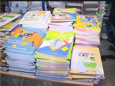 بعد منع الوزارة طباعتها..  ضبط صاحب مطبعة بحوزته 35 ألف كتاب تعليمي    511