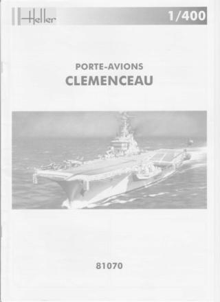 Porte-avion Clemenceau 8170  (1) 00112