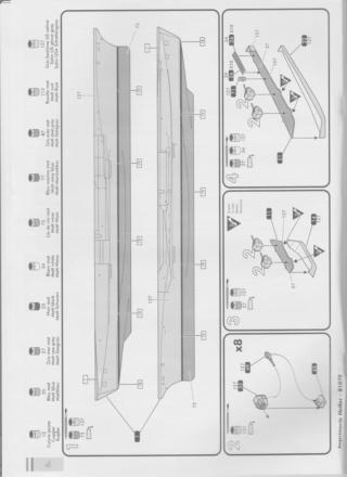 Porte-avion Clemenceau 8170  (1) 00212