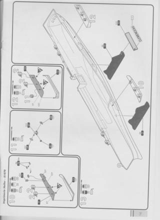 Porte-avion Clemenceau 8170  (1) 00510