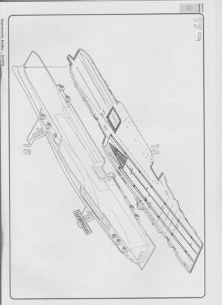 Porte-avion Clemenceau 8170  (1) 00810
